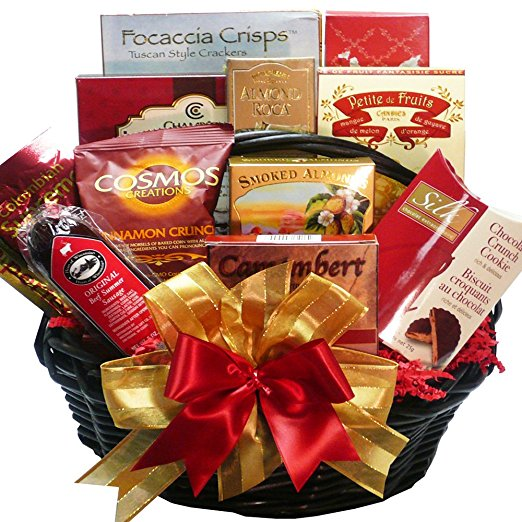 7. Art of Appreciation Happy Times Gift Basket