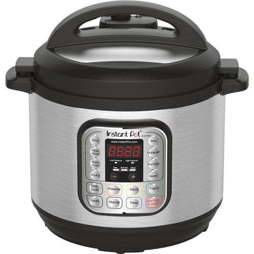 7-in-1 Multi- Use Programmable Pressure Cooker, Slow Cooker, Rice Cooker, Steamer