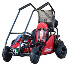 Coleman Powersports KT100 Gas Powered Off-Road Go-Kart - Off Road Go-Kart