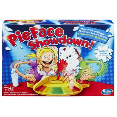 9. Pie Face Showdown Game