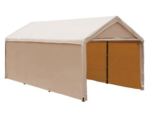 Abba Patio 10x20 ft Heavy Duty Carport Car