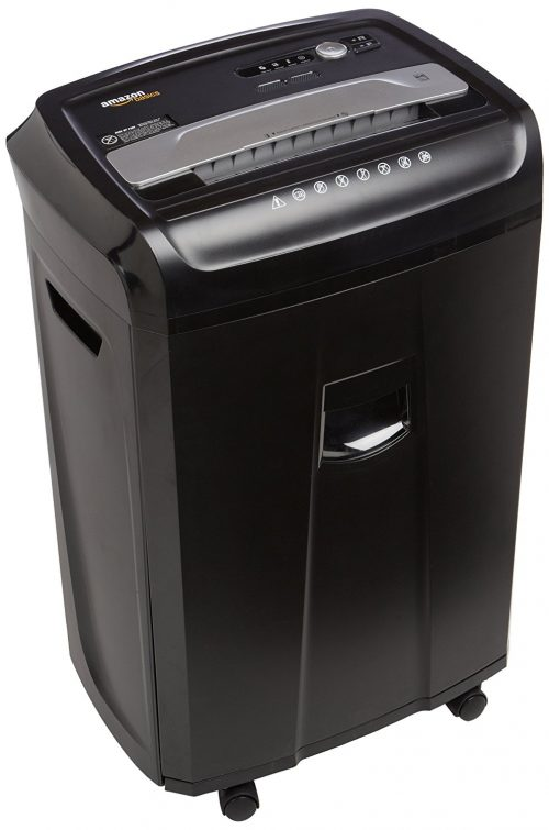 how to open a paper shredder