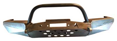 4. Ford Ranger Front Bumper with Bull Bart