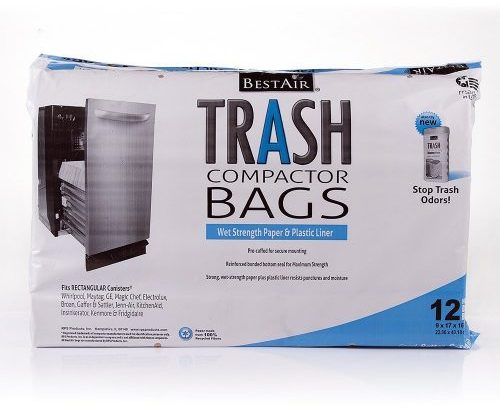 BestAir Trash Compactor Bags