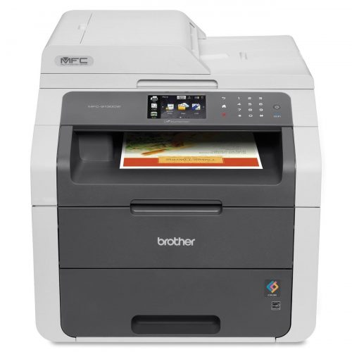 Brother MFC9130CW Wireless All-In-One Printer with Scanner, Copier and Fax
