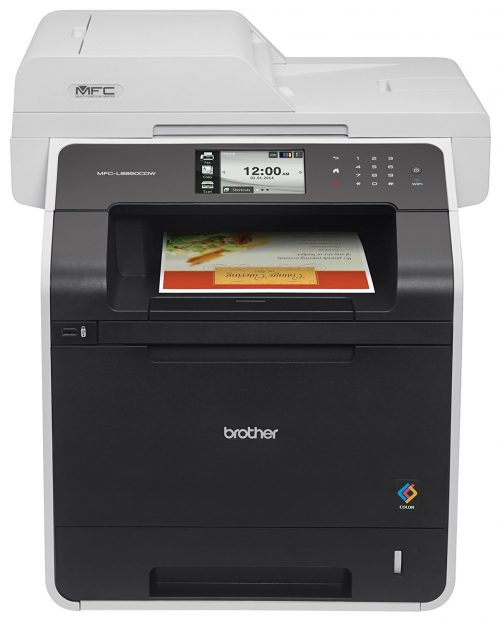 Brother Printer RMFCL8850CDW Wireless Color Printer with Scanner