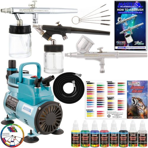 Complete Professional Master Airbrush Multi-Purpose
