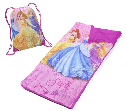 Disney Princess Slumber Bag Set