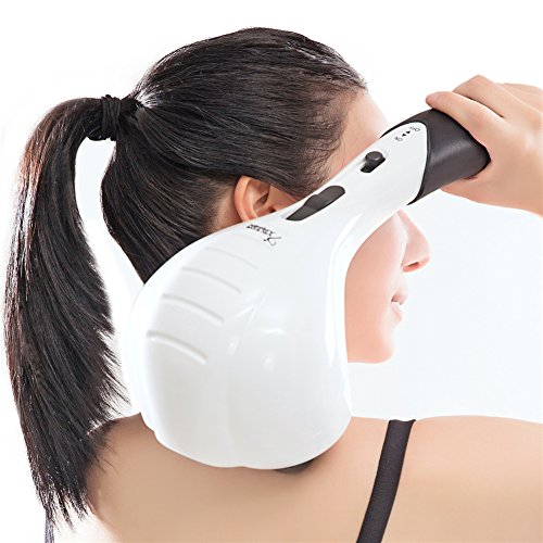 Double Head Electric Full Body Massager