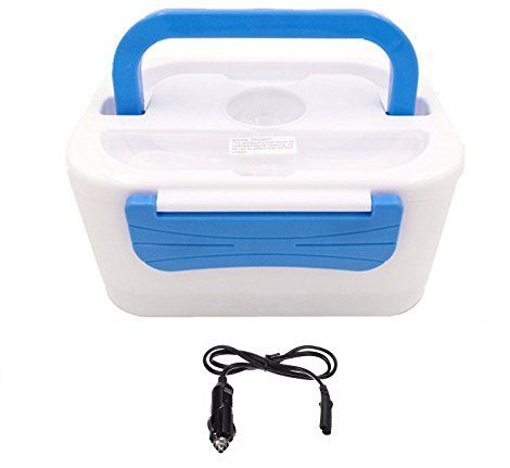 Electric Electronic Heated Portable Compact FOOD WARMER Lunch