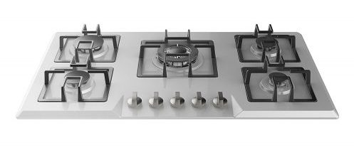 "Empava 34"" Stainless Steel Built-in 5 Italy Sabaf Burners Stove Top Gas Cooktop"