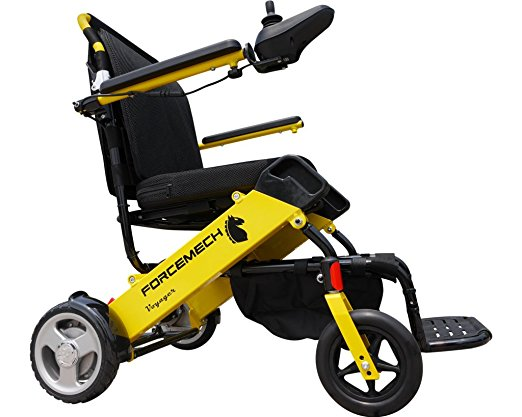 Forcemech Power Wheelchair