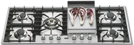 Gas Cooktop with 5 Sealed Burners