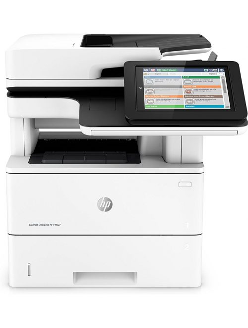 HP LaserJet Enterprise M527dn Multifunction Laser Printer