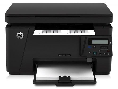 HP LaserJet Pro M125nw All-in-One Wireless Laser Printer