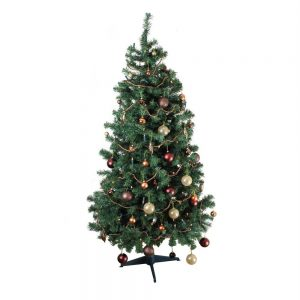 9 homegear deluxe alpine - 10 Artificial Christmas Tree
