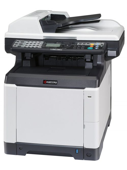Kyocera 1102PW2US0 ECOSYS M6526cdn Color Multifunctional Printer
