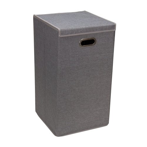 Laundry Hamper with Magnetic Lid