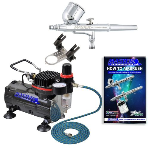 Master Airbrush Multi-purpose Gravity Feed Dual-action