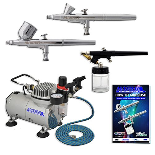 Master Airbrush Multi-purpose Professional Airbrushing