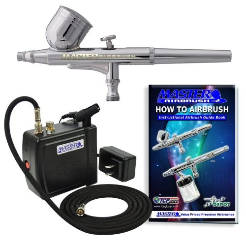 Mini Airbrush Air Compressor Kit