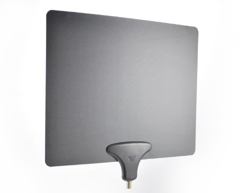 Mohu Leaf 30 TV Antenna, Indoor, 30 Mile Range