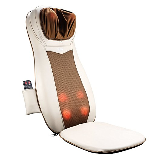 Neck and Back Massager with Heat Function-Car Seat Massagers