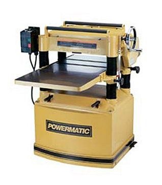 Powermatic 1791296 Model 209 20-Inch 5-Horsepower Planer