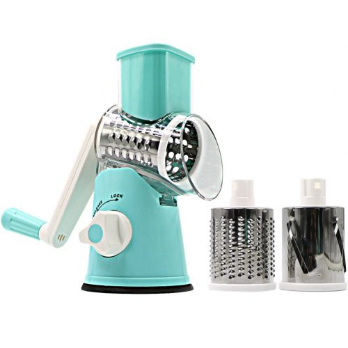 SLC Swift Rotary Drum Grater Vegetable Cheese Cutter