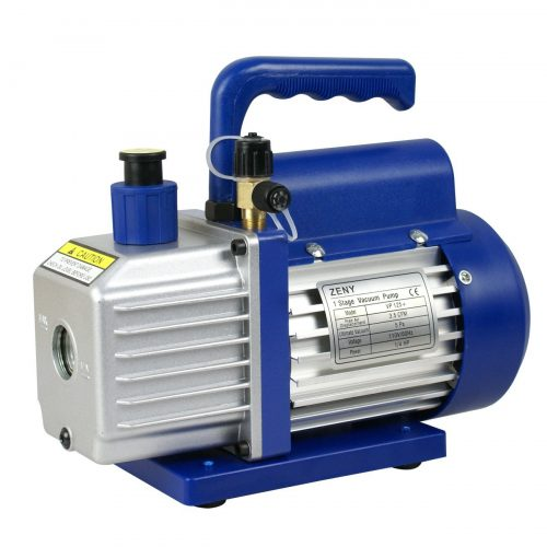 Single-Stage 5 Pa Rotary Vane Economy Vacuum Pump