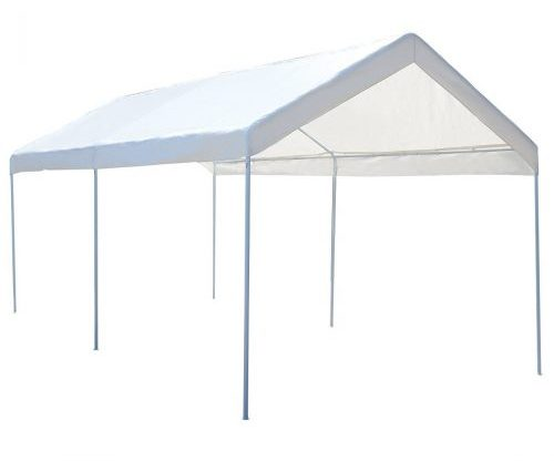 Tangkula 10 x 20 Heavy Duty Portable Car Carport
