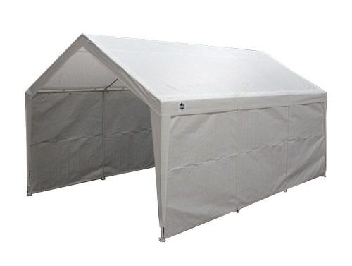 True Shelter 12' x 20' Car Canopy