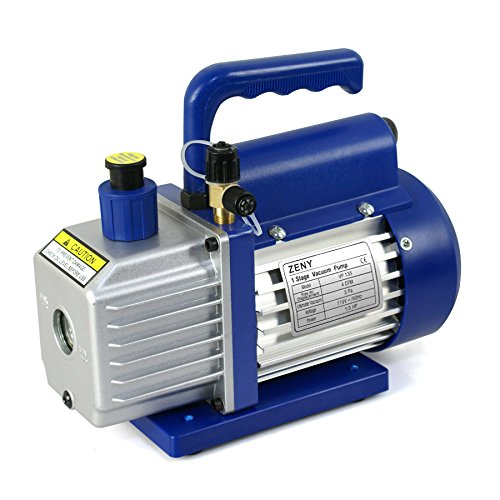 ZENY 4CFM 1/3HP Electric Vacuum Pump