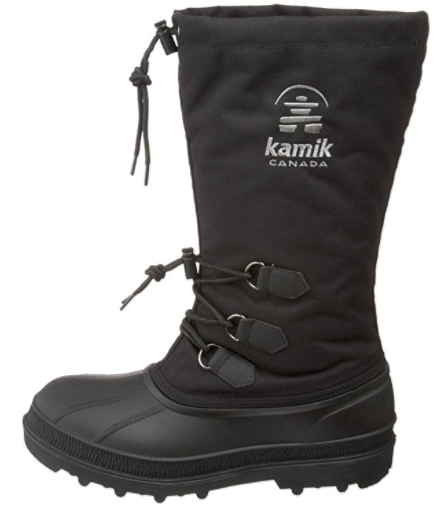 10. Kamik men's cold weather Canuck boot