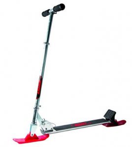 RAILZ Full Size Recreational Snow Kick Scooter