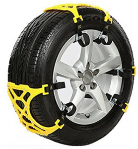FMtoppeak Universal Thickening Car Tire Snow Chains