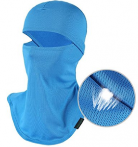 Balaclava Full Face Mask Motorcycle Helmet Liner Breathable Multipurpose Outdoor Sports