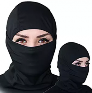 Balaclava - Windproof Ski Mask - Cold Weather Face Mask Motorcycle Neck Warmer