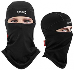 Balaclava, Aegend Ski Face Mask Polyester Fleece for Women Men