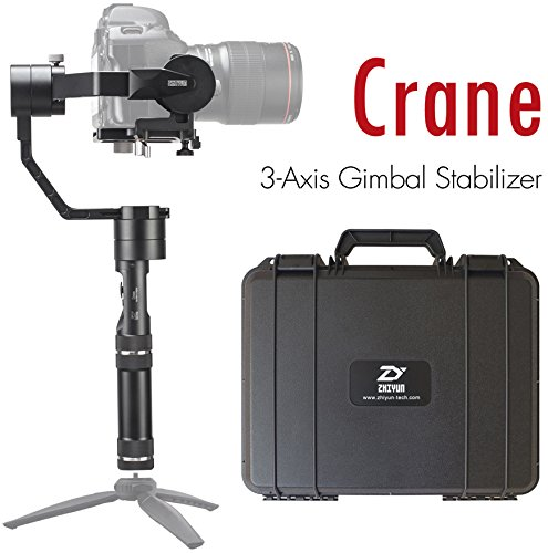 3-Axis Handheld Gimbal Stabilizer for Mirrorless