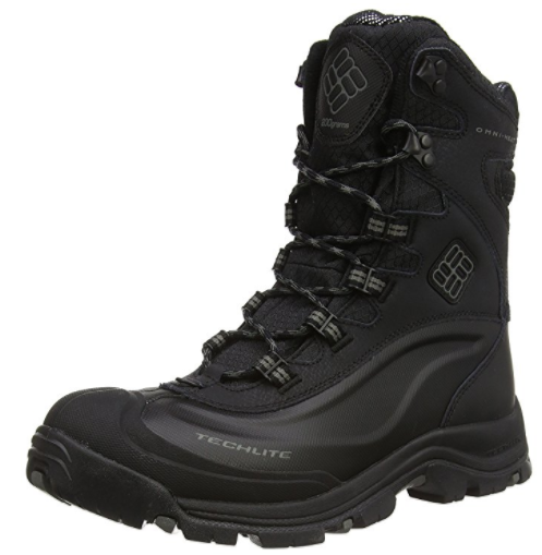 4. Columbia Plus III Bugaboot Men's boot