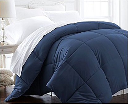 Hotel Collection Luxury Goose Comforter and Hypoallergenic