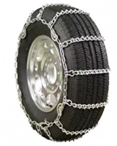 Glacier Chains H2816SC Light Truck V-Bar Twist Link Tire Chain