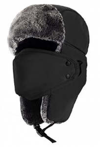 Mysuntown Unisex Winter Trooper Trapper Hat