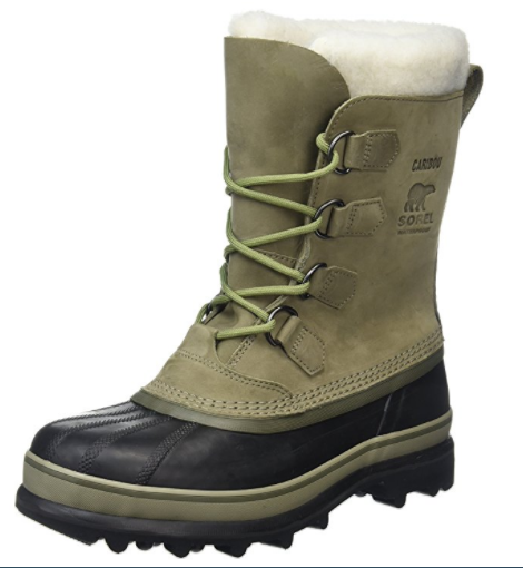 6. Sirel Caribou II men's boot