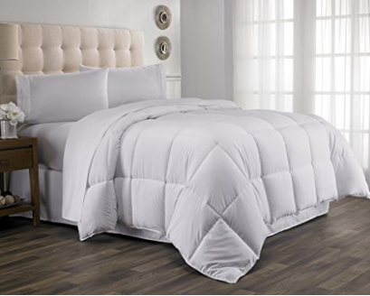 Twin Comforter, Year Round Down Alternative Comforter