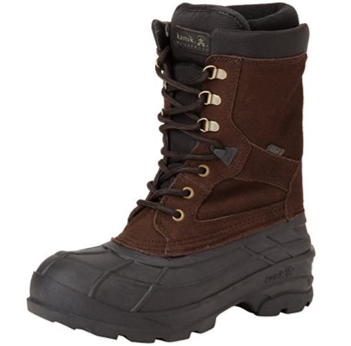 7. Kamik nationplus men's boot