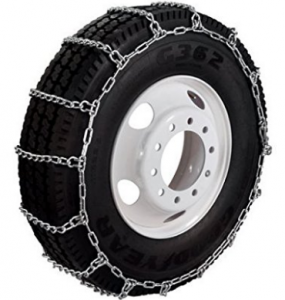 Peerless Truck Tire Chains with Rubber Tighteners