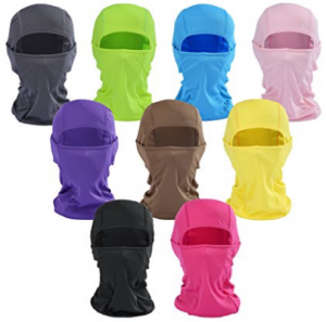Balaclava Face Mask - Beeway Premium Multi-Purpose Breathable Sports Mask for Outdoor