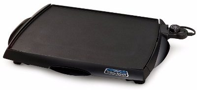 #8 Presto 07046 Tilt 'n Drain Electric Griddle